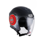 prilba AGV FLUID Matt Black/Red