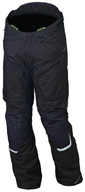 f2510a5f27b3 Textilné nohavice Macna Bedoine Black