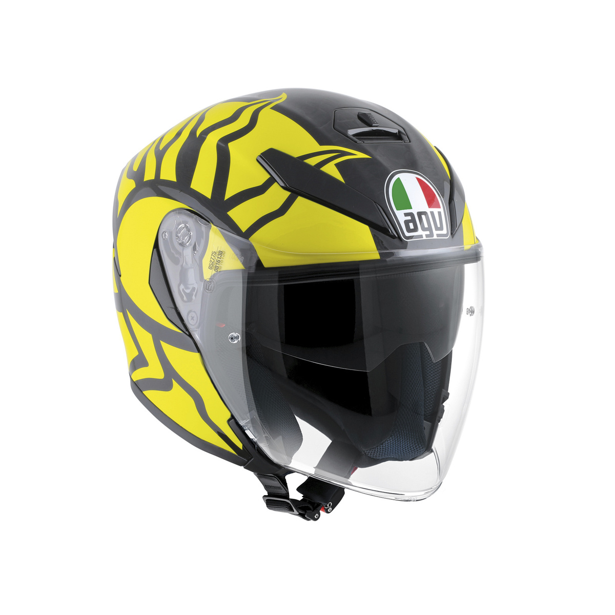 prilba AGV K-5 JET WINTER TEST 2011