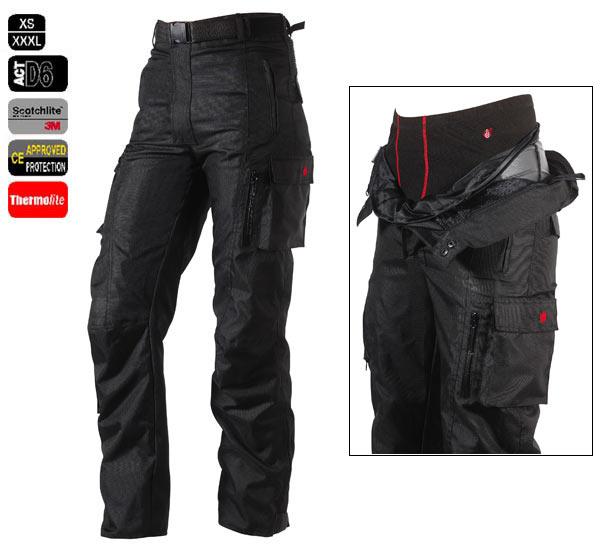 c01ee44cb06f Textilné nohavice Moto One M1PC402 EVO