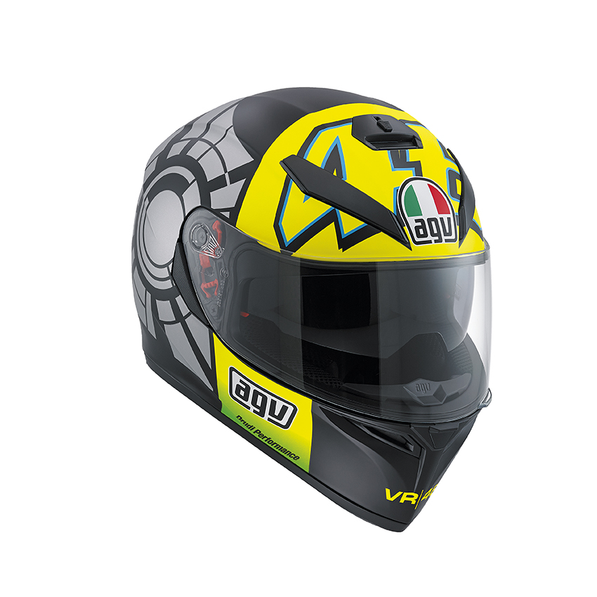 prilba AGV K3 SV  Winter Test 2012
