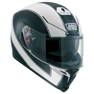 prilba AGV K5 S Enlace White Matt/Black