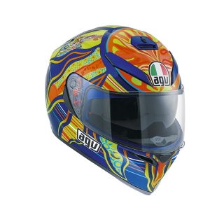 prilba AGV K3 SV Five Continents
