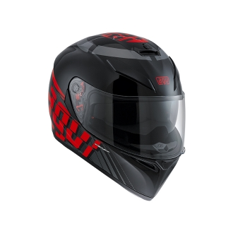 prilba AGV K3 SV Myth Black/Grey/Red