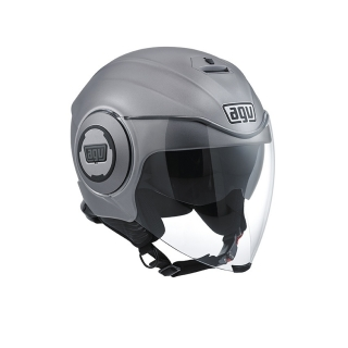 prilba AGV FLUID Matt Grey
