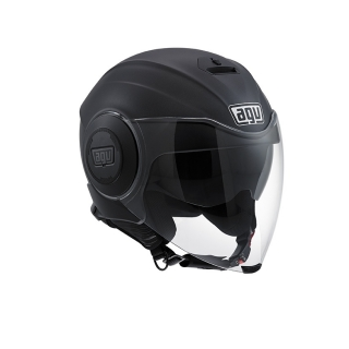 prilba AGV FLUID Matt Black