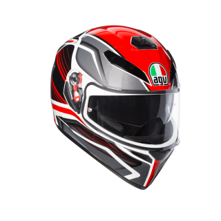 prilba AGV K3 SV PROTON BLACK/RED