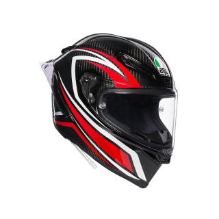 prilba AGV Pista GP R STACCATA Carbon/Red