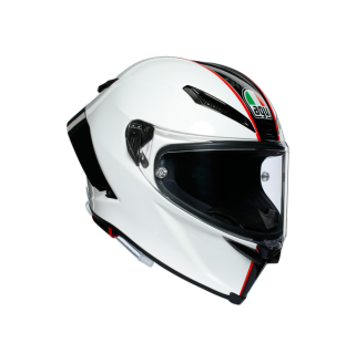 prilba AGV Pista GP RR SCUDERIA Carbon/White/Red
