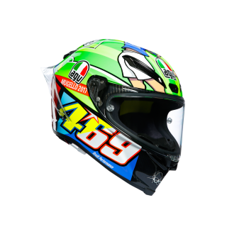 prilba AGV Pista GP R LIMITED EDIT. ROSSI MUGELLO 2017