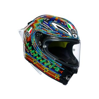 prilba AGV Pista GP R LIMITED EDITION ROSSI WINTER TEST 2018