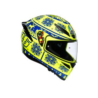 prilba AGV K1 WINTER TEST 2015