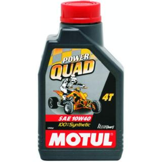 Olej MOTUL Power Quad 10W40   4T
