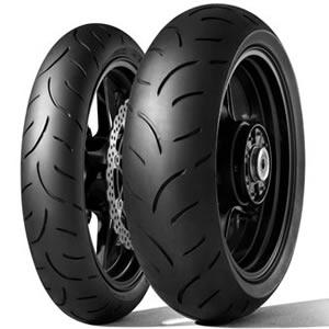 Dunlop Qualifier II  120/70ZR17  (58W)
